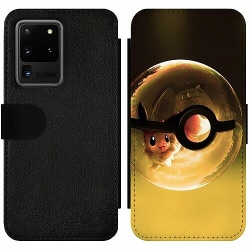 Samsung Galaxy S20 Ultra Wallet Slim Case Pokemon