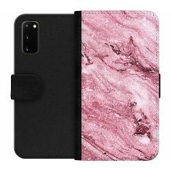 Samsung Galaxy S20 Wallet Case Rosa
