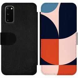 Samsung Galaxy S20 Wallet Slim Case Famous Artistry-ish