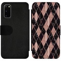 Samsung Galaxy S20 Wallet Slim Case Mönster