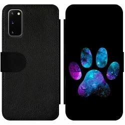 Samsung Galaxy S20 Wallet Slim Case Galaxy Paw