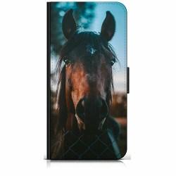 Samsung Galaxy A40 Plånboksfodral Häst / Horse