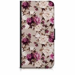 Apple iPhone 5 / 5s / SE Plånboksfodral Blommor