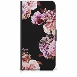 Apple iPhone 12 Pro Max Plånboksfodral Blommor