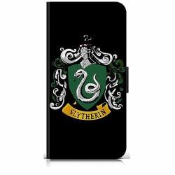 Samsung Galaxy A20s Plånboksfodral Harry Potter - Slytherin