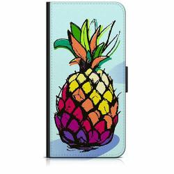 Samsung Galaxy Xcover 3 Plånboksfodral Pineapple Contour