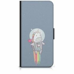 Samsung Galaxy A20s Plånboksfodral Unicorn