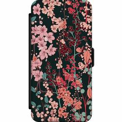 Samsung Galaxy A21s Skalväska Blommor