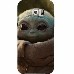 Samsung Galaxy S6 Edge Thin Case Baby Yoda