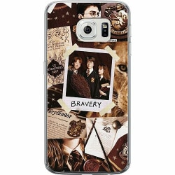 Samsung Galaxy S6 Edge Thin Case Harry Potter