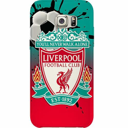 Samsung Galaxy S6 Edge Thin Case Liverpool