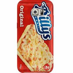 Samsung Galaxy S6 Edge Thin Case Pizza