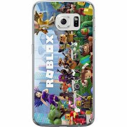 Samsung Galaxy S6 Edge Thin Case Roblox