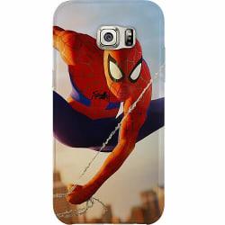 Samsung Galaxy S6 Edge Thin Case Spiderman