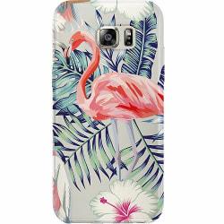 Samsung Galaxy S6 Thin Case Flamingo
