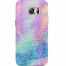 Samsung Galaxy S6 Thin Case Frosted Lavendel
