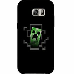 Samsung Galaxy S6 Thin Case Minecraft