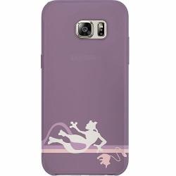 Samsung Galaxy S6 Thin Case Pokémon - Mew & Mewtwo