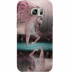 Samsung Galaxy S6 Thin Case Unicorn