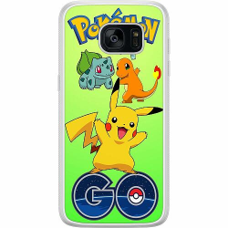 Samsung Galaxy S7 Edge Soft Case (Frostad) Pokemon