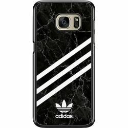 Samsung Galaxy S7 Hard Case (Svart) Fashion