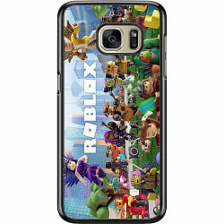 Samsung Galaxy S7 Hard Case (Svart) Roblox
