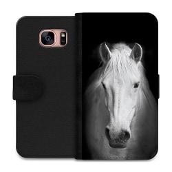 Samsung Galaxy S7 Wallet Case Häst