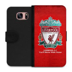 Samsung Galaxy S7 Wallet Case Liverpool