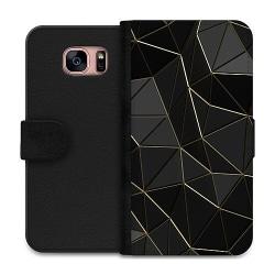 Samsung Galaxy S7 Wallet Case Midnight