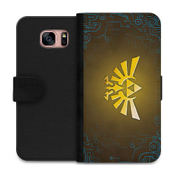 Samsung Galaxy S7 Wallet Case The Legend Of Zelda