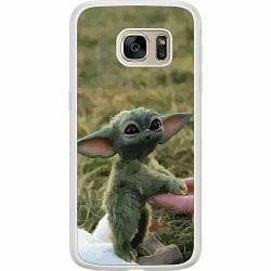 Samsung Galaxy S7 Soft Case (Frostad) Yoda