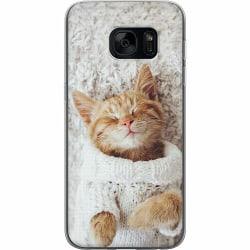 Samsung Galaxy S7 Thin Case Katt