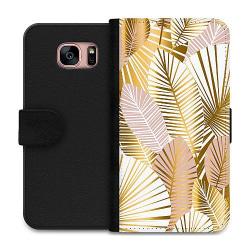 Samsung Galaxy S7 Wallet Case Guld