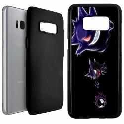 Samsung Galaxy S8 Duo Case Svart Pokemon