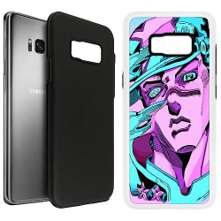Samsung Galaxy S8 Duo Case Vit Anime