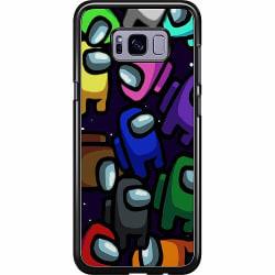 Samsung Galaxy S8 Hard Case (Svart) Among Us
