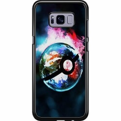 Samsung Galaxy S8 Hard Case (Svart) Pokemon