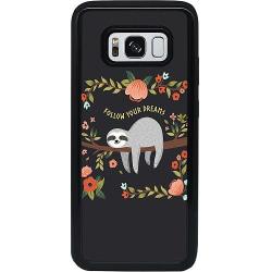 Samsung Galaxy S8 Heavy Duty 2IN1 Sloth of wisdom