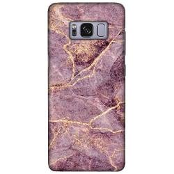 Samsung Galaxy S8 LUX Mobilskal (Matt) Purple Rain