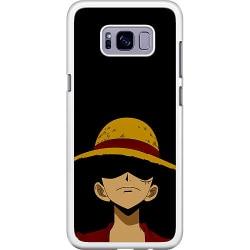 Samsung Galaxy S8 Plus Hard Case (Vit) Anime