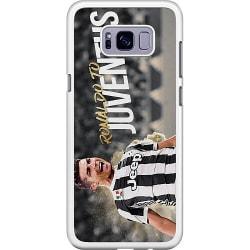 Samsung Galaxy S8 Plus Hard Case (Vit) Ronaldo