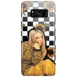 Samsung Galaxy S8 Plus LUX Mobilskal (Glansig) Billie Eilish
