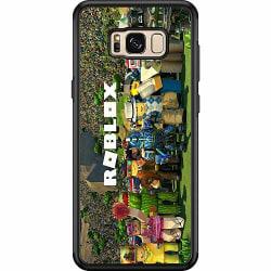 Samsung Galaxy S8 Plus Soft Case (Svart) Roblox