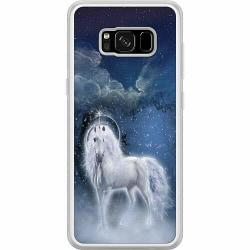 Samsung Galaxy S8 Soft Case (Frostad) Unicorn