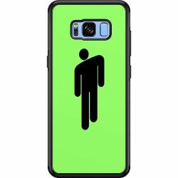 Samsung Galaxy S8 Soft Case (Svart) Billie Eilish