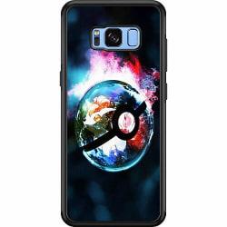 Samsung Galaxy S8 Soft Case (Svart) Pokemon