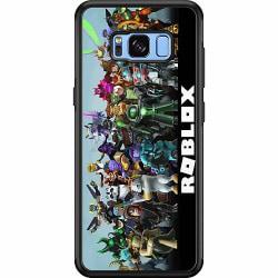 Samsung Galaxy S8 Soft Case (Svart) Roblox