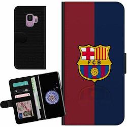 Samsung Galaxy S9 Billigt Fodral FC Barcelona