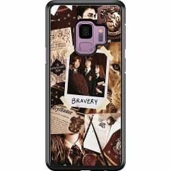Samsung Galaxy S9 Hard Case (Svart) Harry Potter