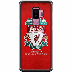 Samsung Galaxy S9+ Hard Case (Svart) Liverpool